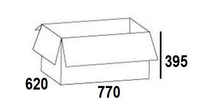 Размеры короба для кресла барного